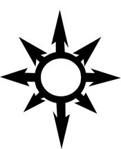 Chaos symbol. Want this on my left foot | Ink | Pinterest ...