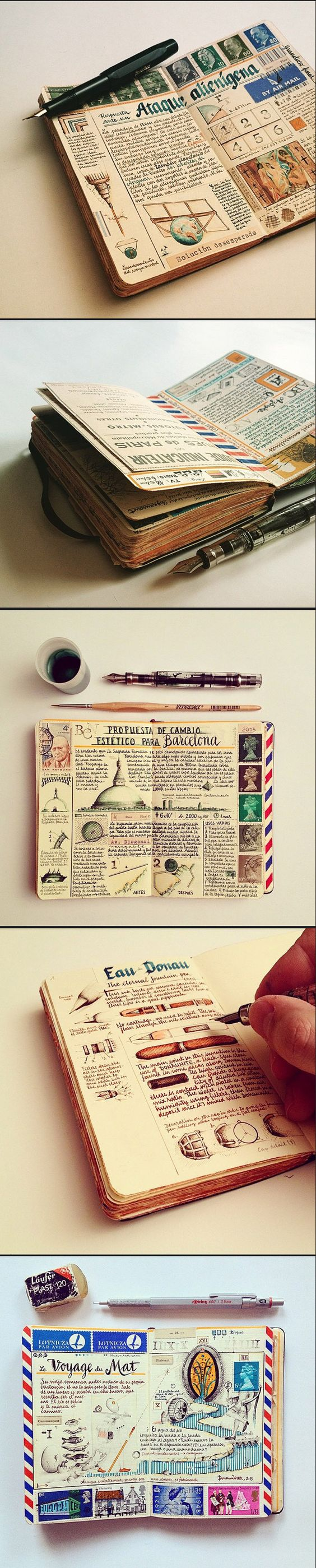 José Naranja #journal #sketch | https://www.flickr.com/photos/36284439@N00/: