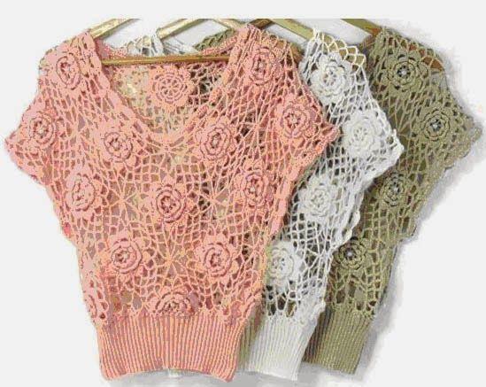 Doris Chan Convertible Crochet