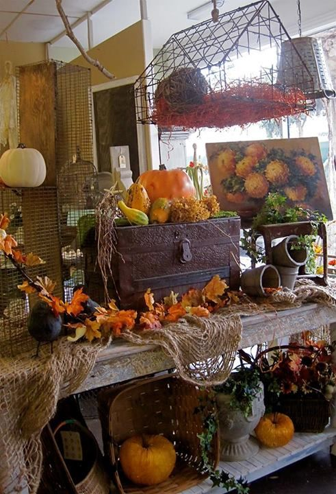 Fall Festival Booth Decorating Ideas