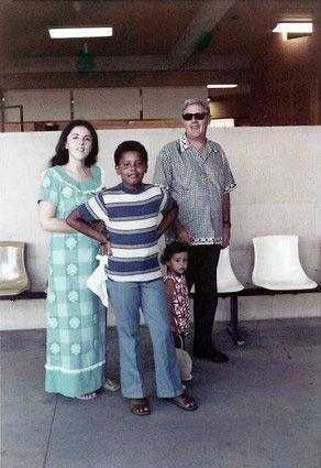 29 Photos Of Baby Barack Obama   Maya, Mothers and Photos