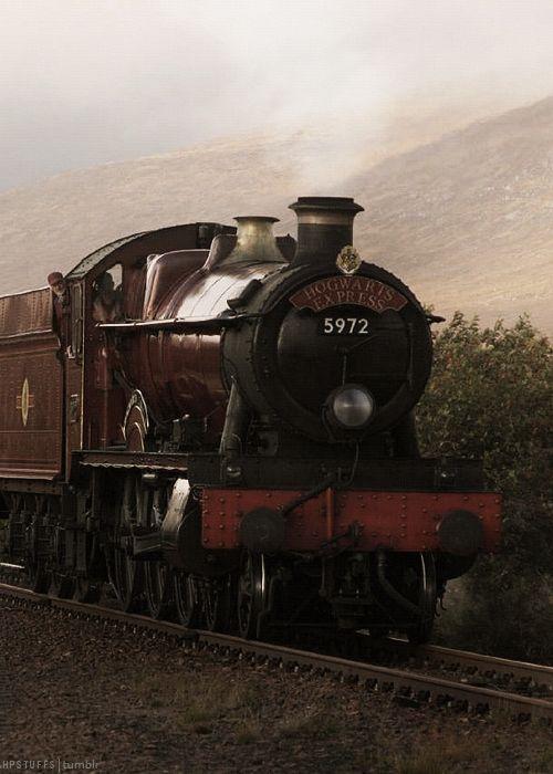 Hogwarts Express   #J +=> #JK #Rowling's #Harry #Potter#