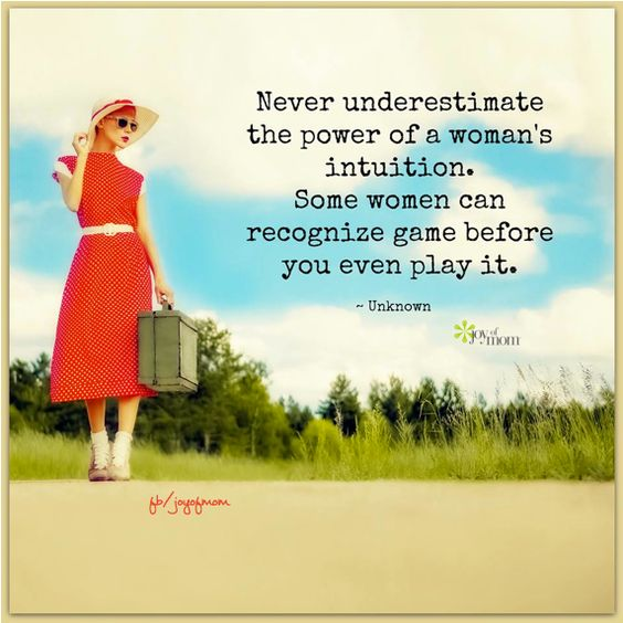 Never Pressure Woman Quote