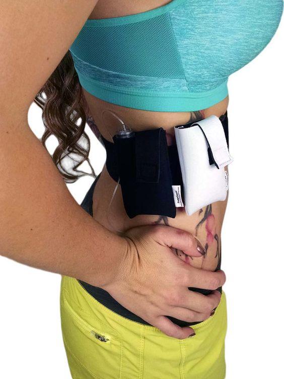 Belt Case Diabetic Loop