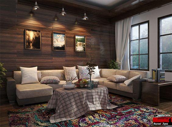 Room Design 3ds Max