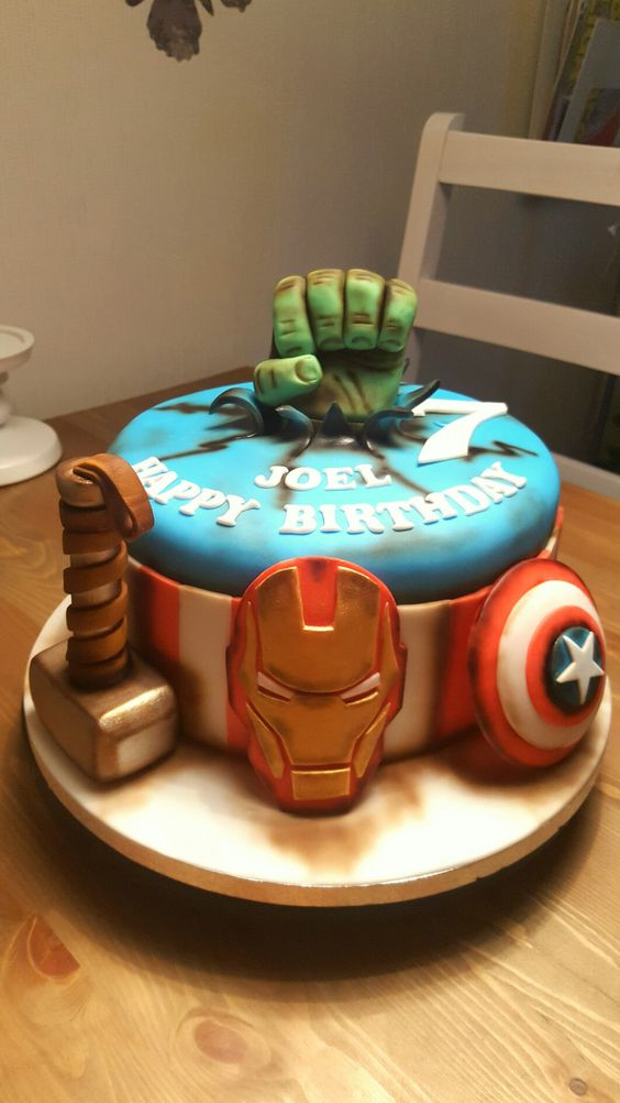 Birthday Cake Ideas Men