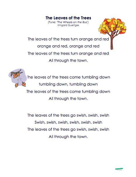 Thankful Poem Students