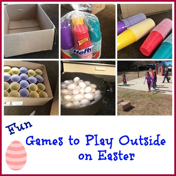 Fun Easy Games Play Outside