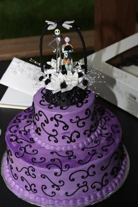 Wedding Christmas Nightmare Cakes Cup
