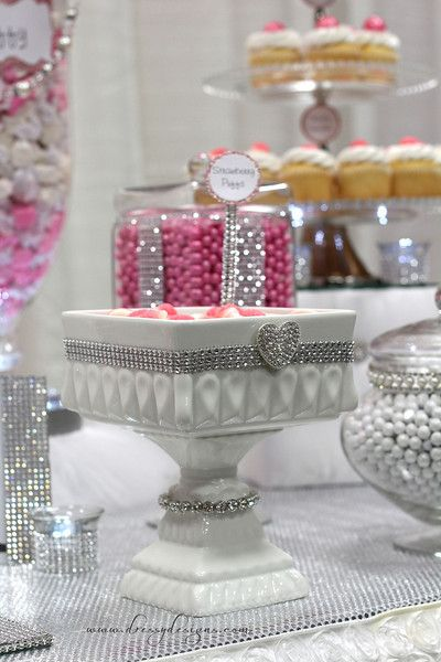 Candy Buffet Purple Table