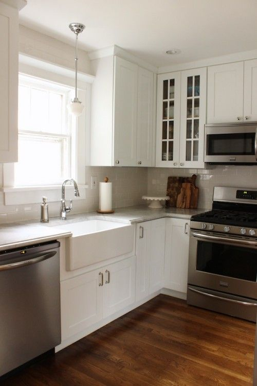 Simple Galley Kitchen Designs