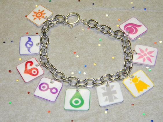 Eeveelutions Shiny Necklace