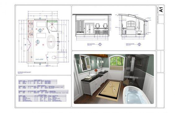 Design Your Own Virtual Bathroom