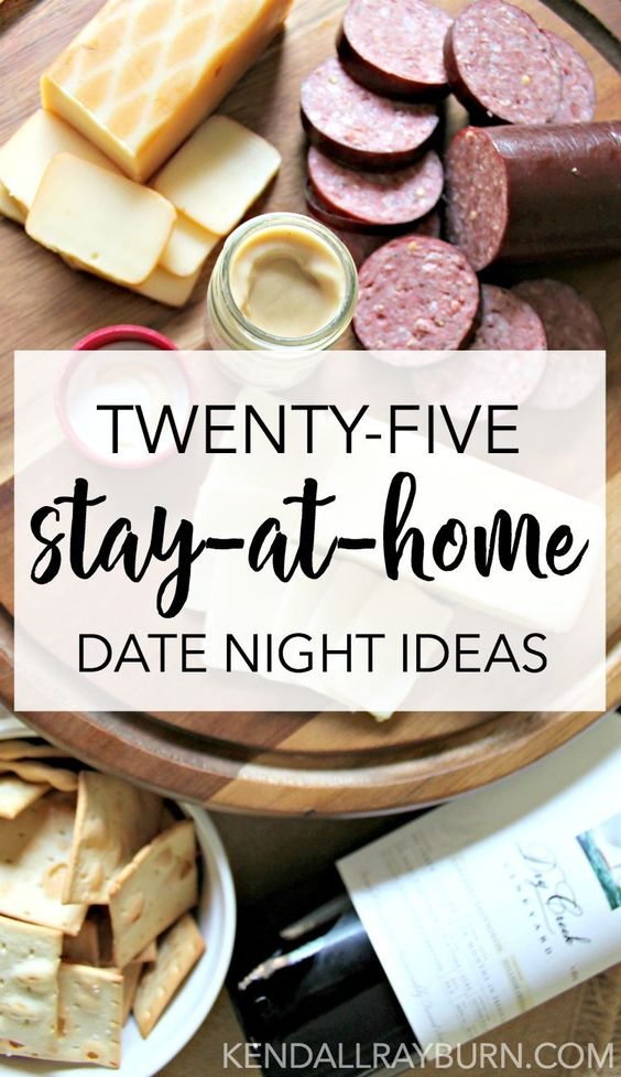 Romantic Evening Home Ideas Him