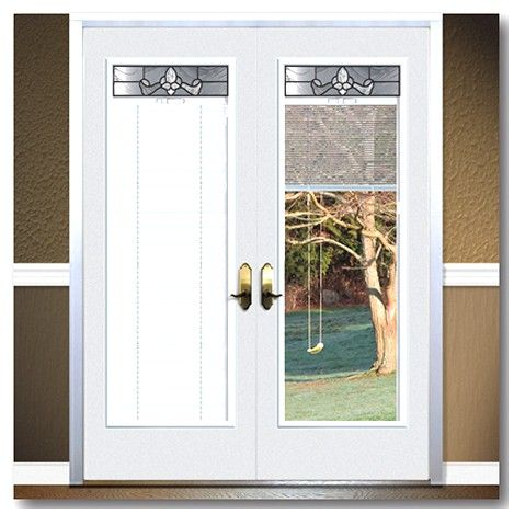 Window Treatments Patio Door Blinds And Patio On Pinterest