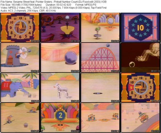 Sesame Street Pinball 3