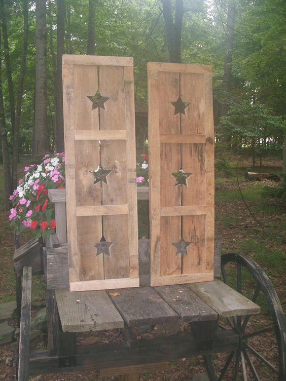 Wood Crafts Pinterest Outside Make