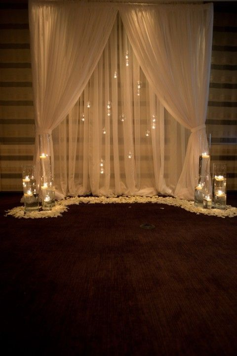 Bubbles Wedding Tables