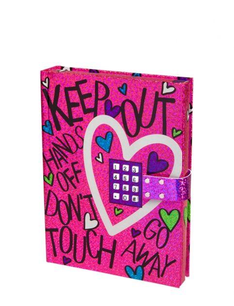 Girl Lock Diary Justice