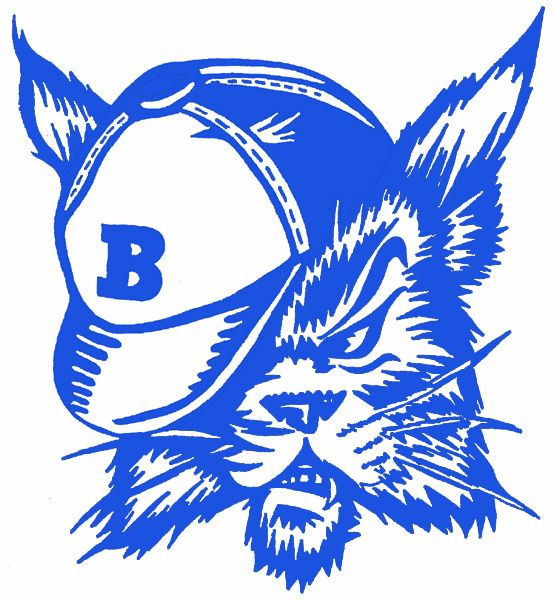 Wildcat Mascot Clip Art Black And White