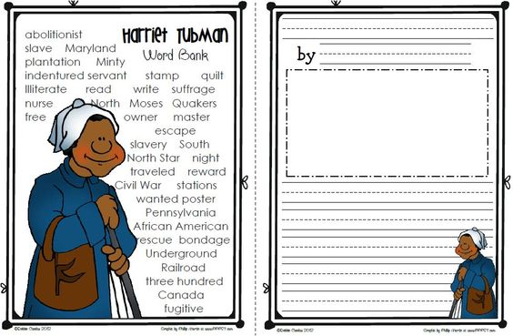 Rosa Parks Worksheets Kindergarten