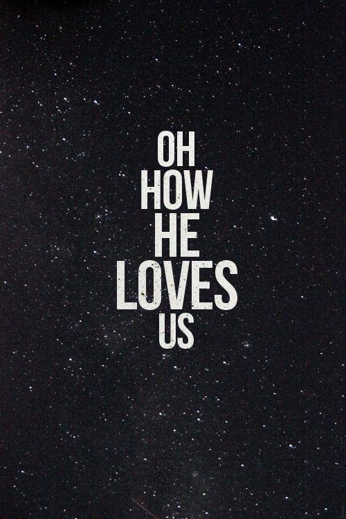 Loves David He Crowder Lyrics Us How
