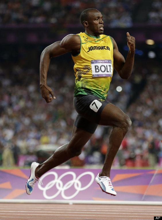 Fastest Person World