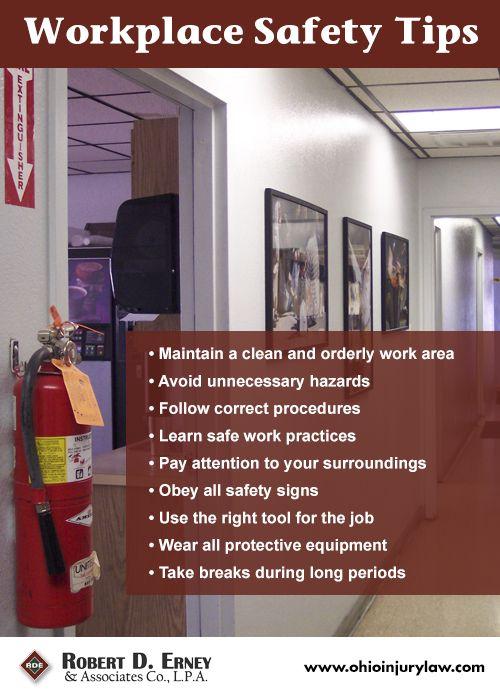 Fun Safety Topics Work
