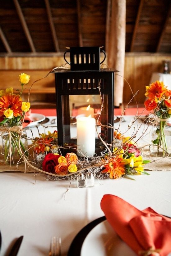 Cheap Lanterns Wedding Centerpieces