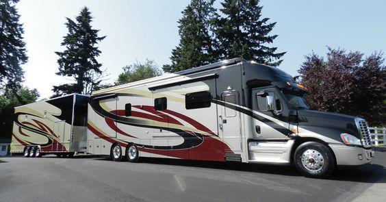 Powerhouse Coach Order Luxury Rv Built