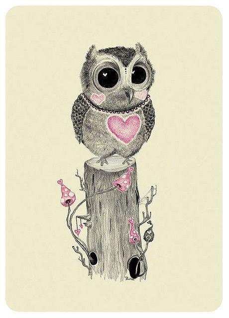 Deep Tumblr Heart Drawings