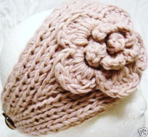 Knifty Knitter Ear Warmer Pattern