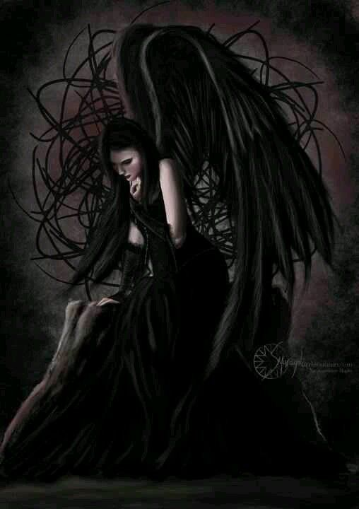 Fallen Angels And Demons Love