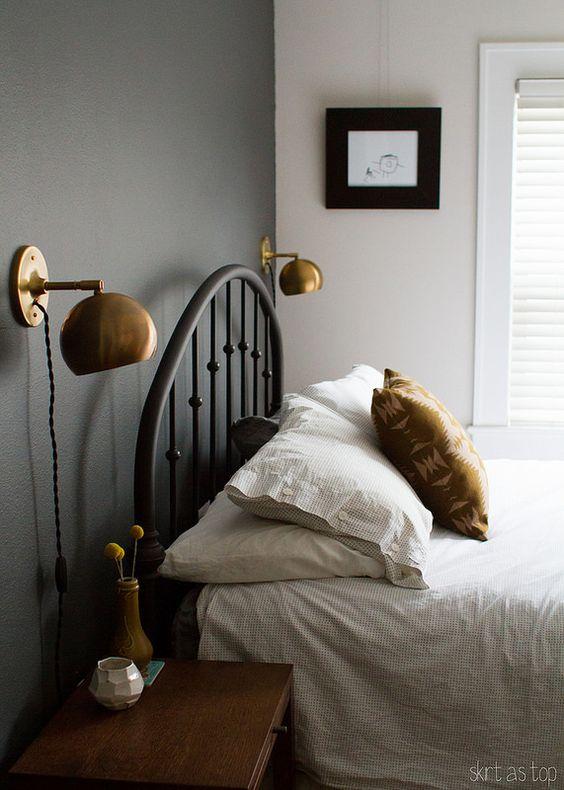 Diy Sconces Bedroom
