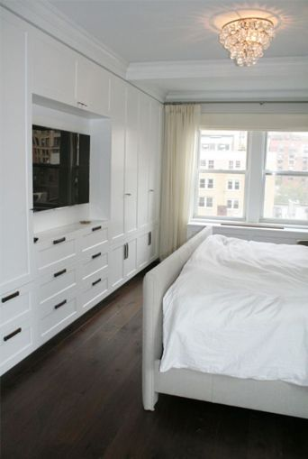 Suzie Curated Great Storage Space In Master Bedroom