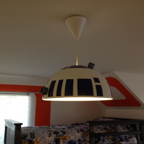 Boys Pendant Light