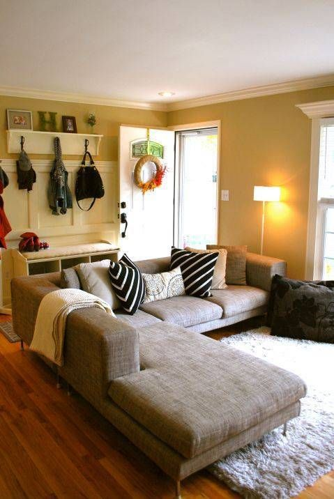 Small L Shaped Living Room Layout