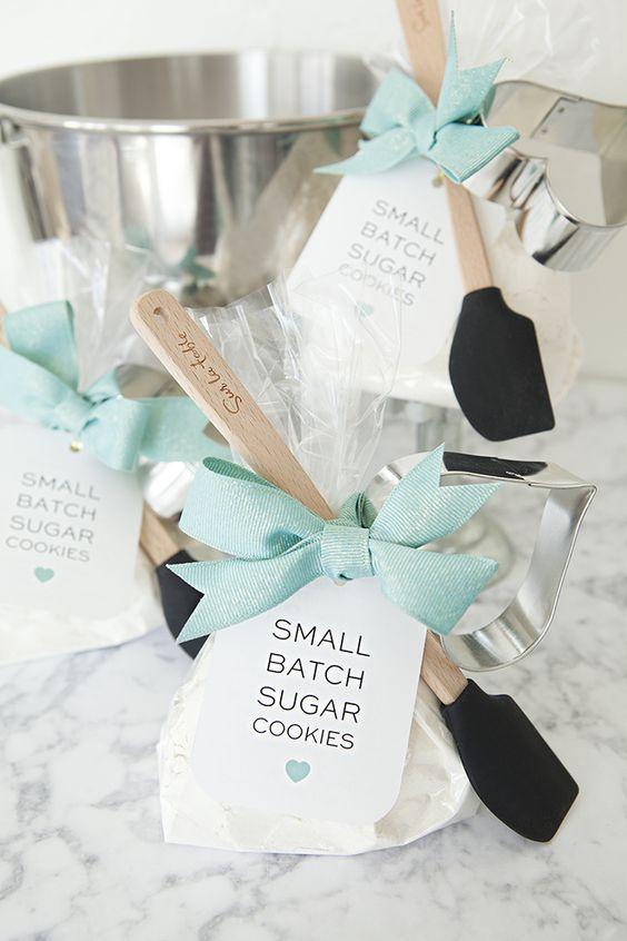 Small Wedding Shower Ideas