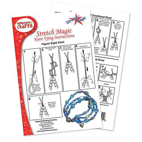 Cord Jewelry Stretch Knots
