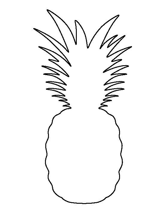 Pineapple Yard Decor