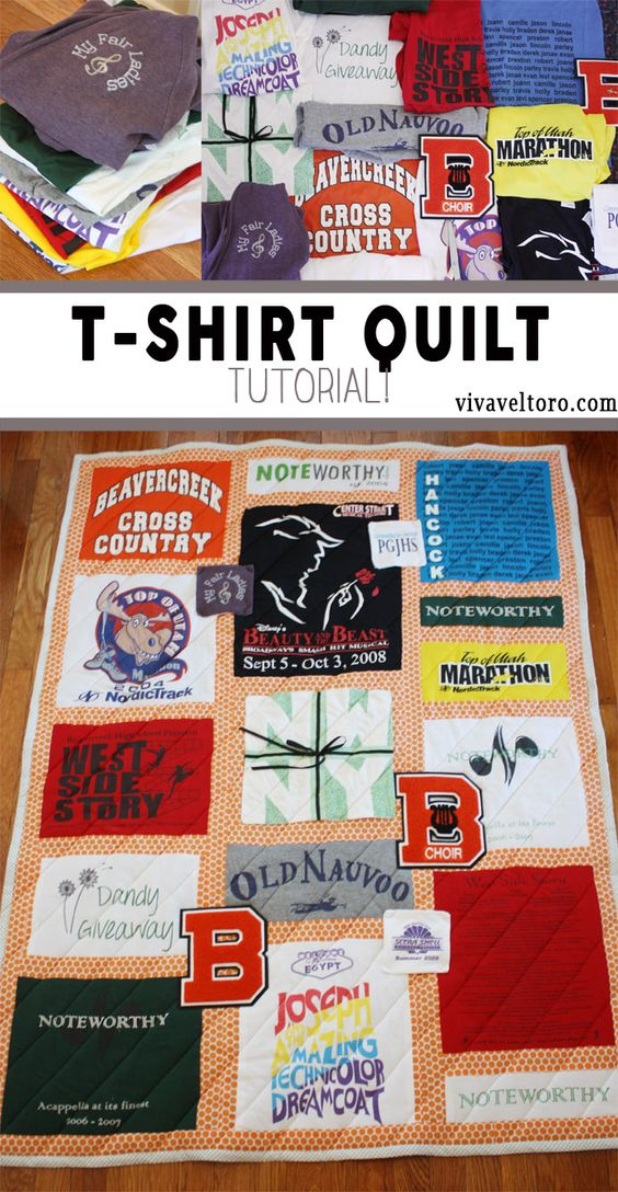 Memory Quilt Sports Jerseys