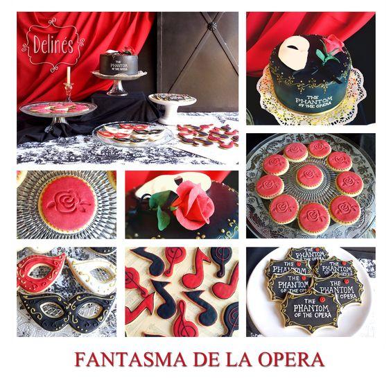 Food Opera Phantom