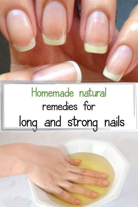 Nail And Strengthening Growth Garlic