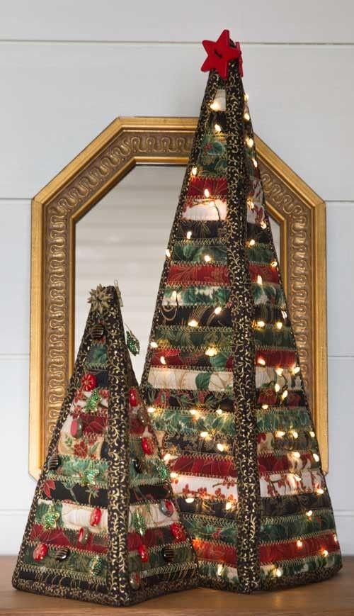 Yo Yo Christmas Ornament Patterns