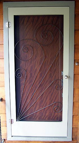 Screen Door Inserts