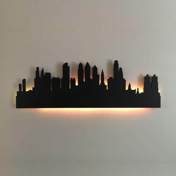 Battery Powered Lights Artwork