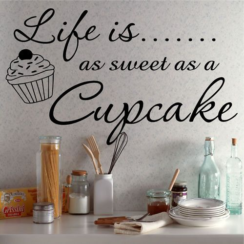Kitchen Decor Sayings