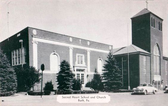 Sacred Heart School Bath Pa