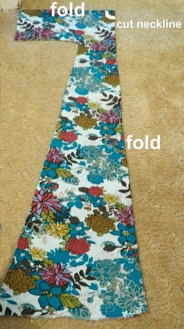 Jersey Dress Maxi Knit Pattern