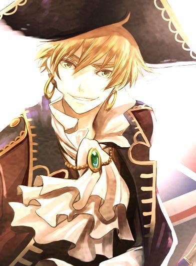 Pirate England X America